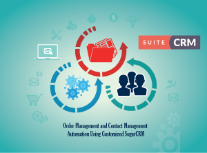 Order Management and Contract Management Automation using Customized SugarCRM